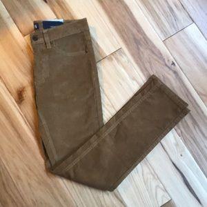 NWT slim fit Boys Chaps cord pants